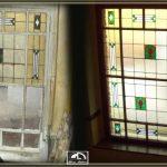renowacja witraży